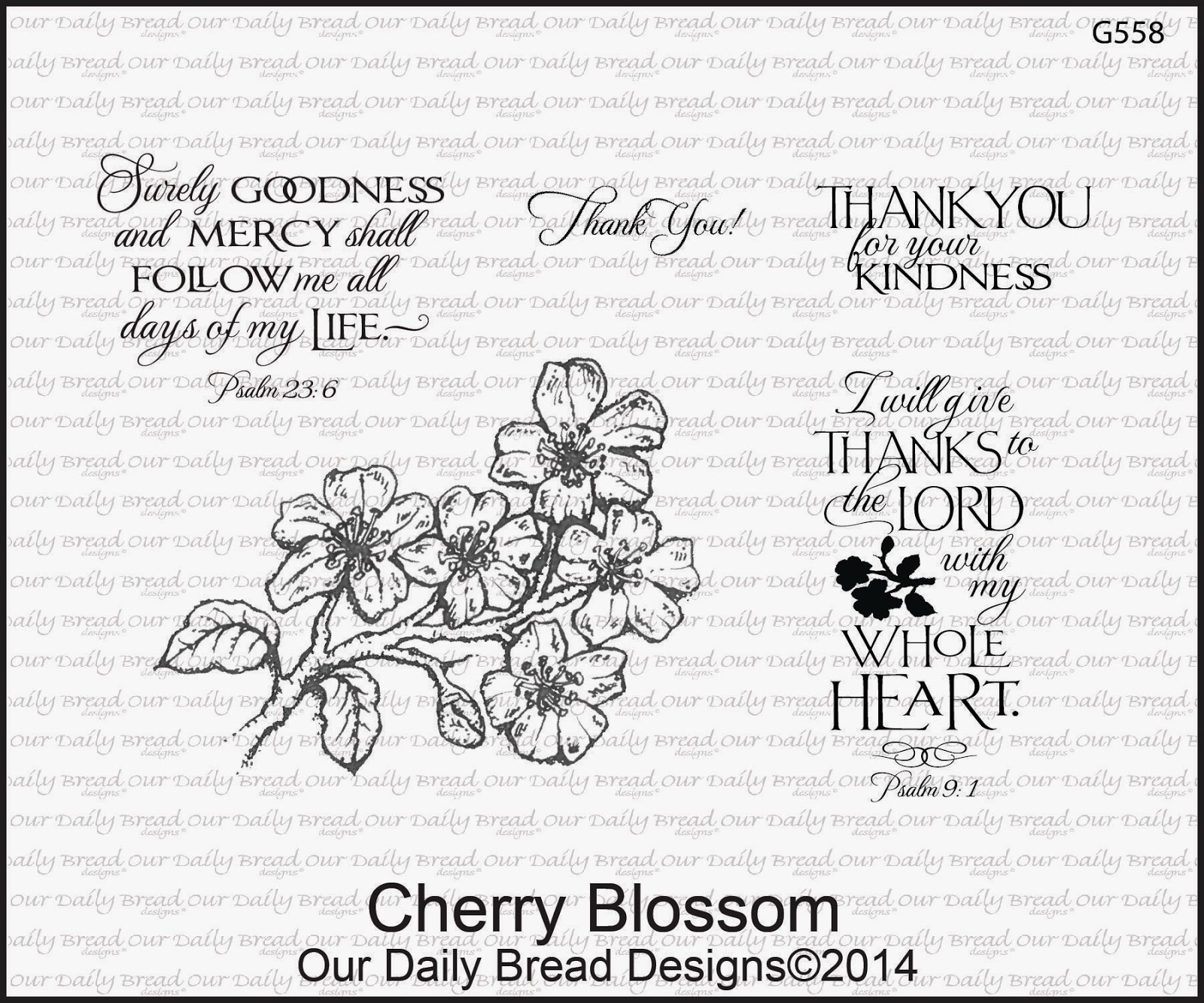 ODBD Cherry Blosssom