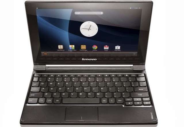 Lenovo Ideapad A10 Android-powered notebook now avaliable officially