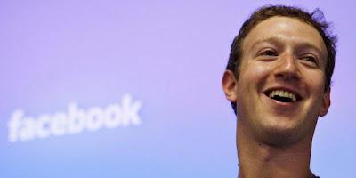 Mark Zuckerberg tolak SOPA dan PIPA melalui status Facebook