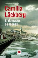 Ranking Semanal. Número 8: El Domador de leones, de Camila Lackberg.