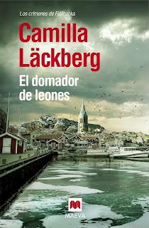 Ranking semanal. Número 10: El domador de leones, de Camila Lackberg.