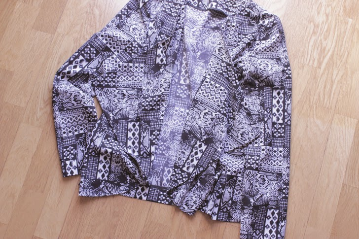 Kimono Primark Outono-Inverno 2014