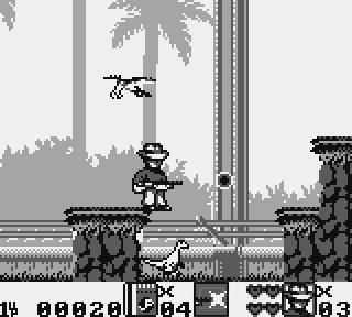 GAMES: Conheça Jurassic Park II: The Caos Continues o jogo mais irritante de finalizar 3096-jurassic-park-2-the-chaos-continues-n