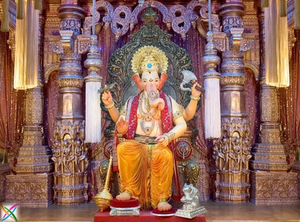 Ganesh Chaturthi Ganapati Aarti lord Ganesha Wallpaper Mantra Festival Vinayaka Chavithi