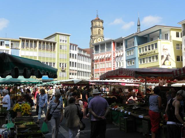 Market Stuttgart