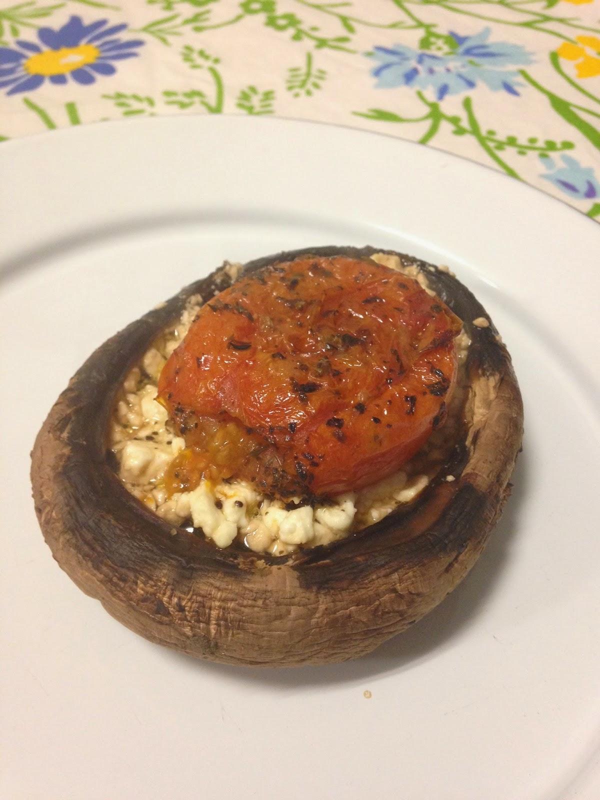 Disfruta cocinar portobello con confite de jitomate for Cocinar 180 grados