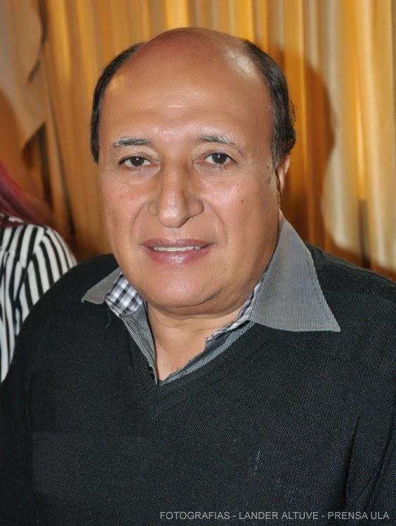 Lic. Rómulo Sulbarán, presidente del Fonjutraula. (Foto: Lánder Altuve)
