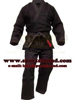 Double Weave Brazilian Jiu Jitsu Gi 100