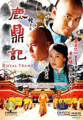 Tân Lộc Đỉnh Ký - Royal Tramp
