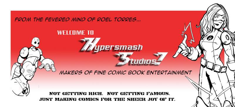 Welcome to Hypersmash Studios!