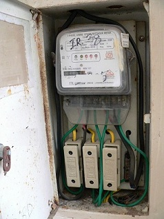 one familys blog r2i living electricity inverter experience electricity was already in place when we moved in as the builder had already acquired connections for all villas in our community