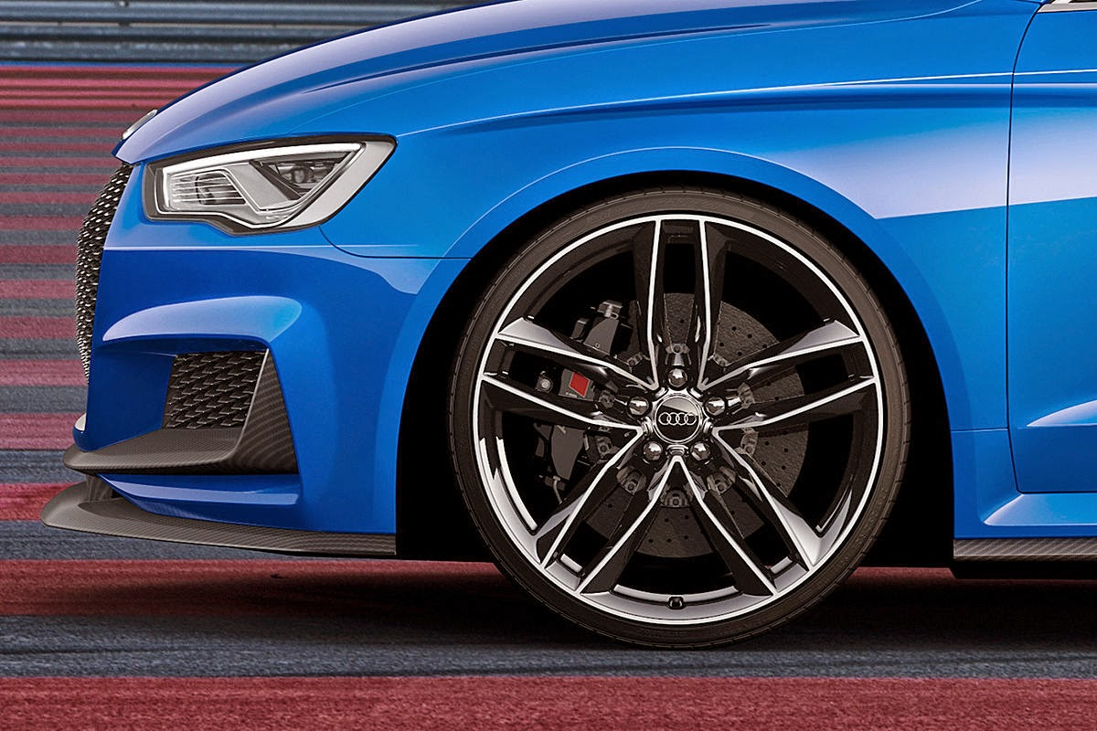 Audi A3 Clubsport Quattro Concept 2014 Cars Today