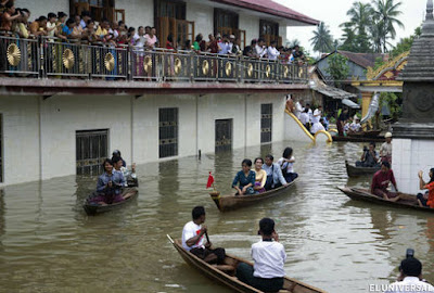 Floods Birmania