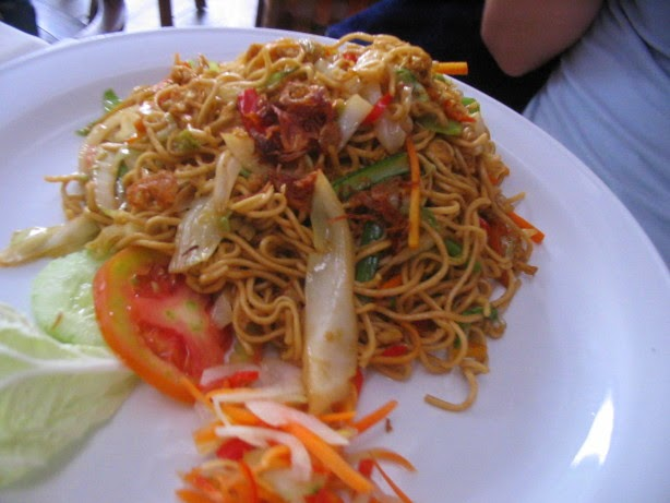 Mie Goreng Indonesia - Resep Indonesia