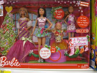 Barbie clearance