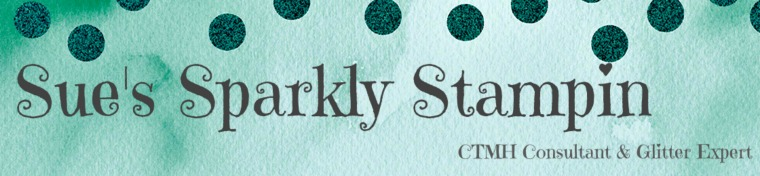 Sue's Sparkly Stampin