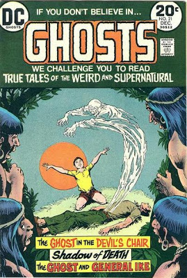 Ghosts #21, DC Comics