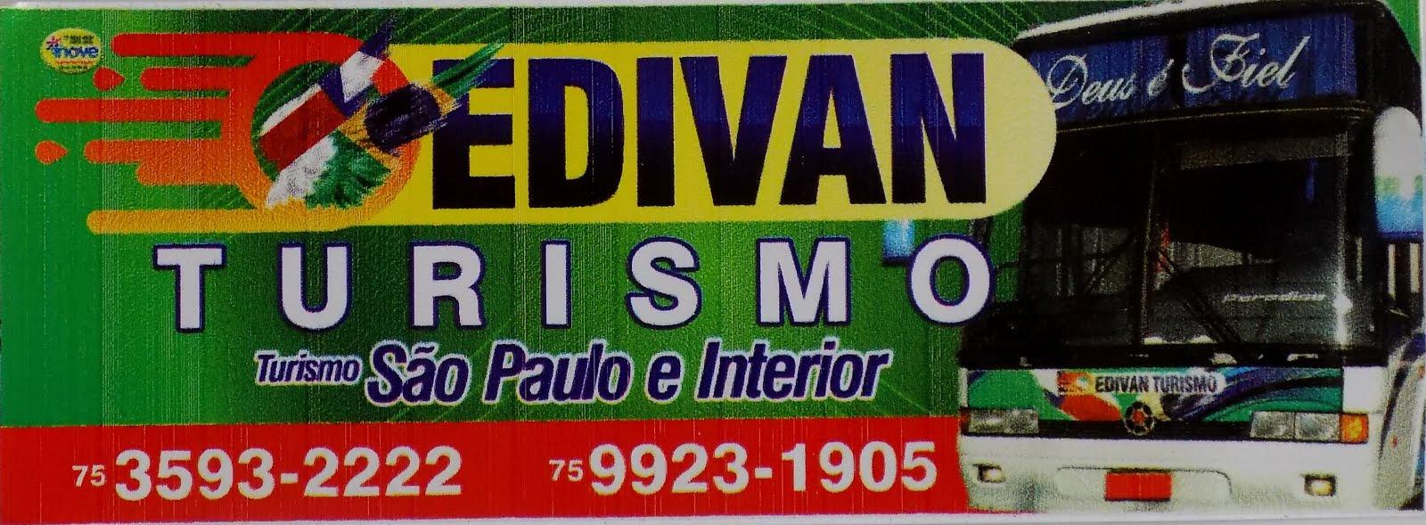 EDIVAN VIAGENS E TURISMO