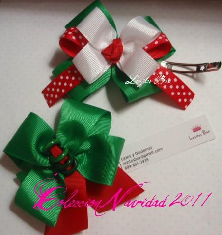 collecion navidad lazitos box publicado por lazos para