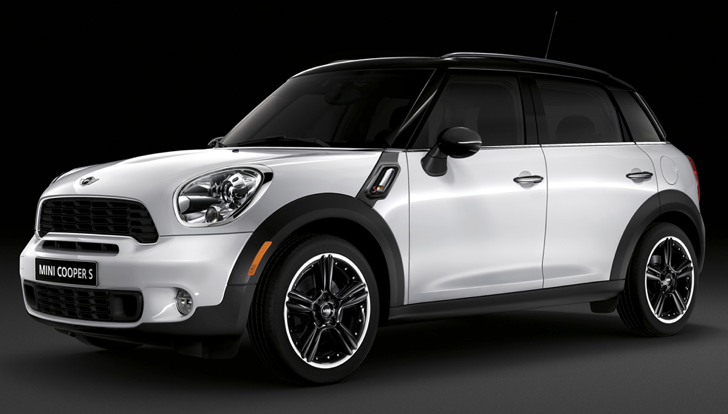 2012 Mini Countryman Cooper S