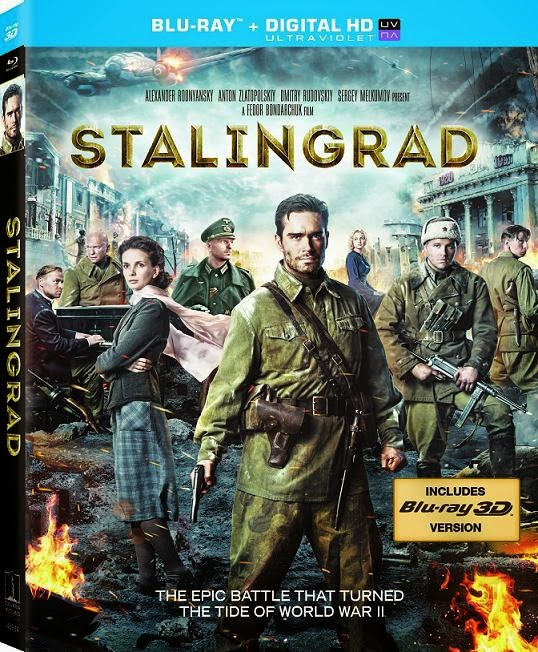 Solo Audio Latino AC3 5.1 ch Stalingrad (2013) 360MB + subs forzados