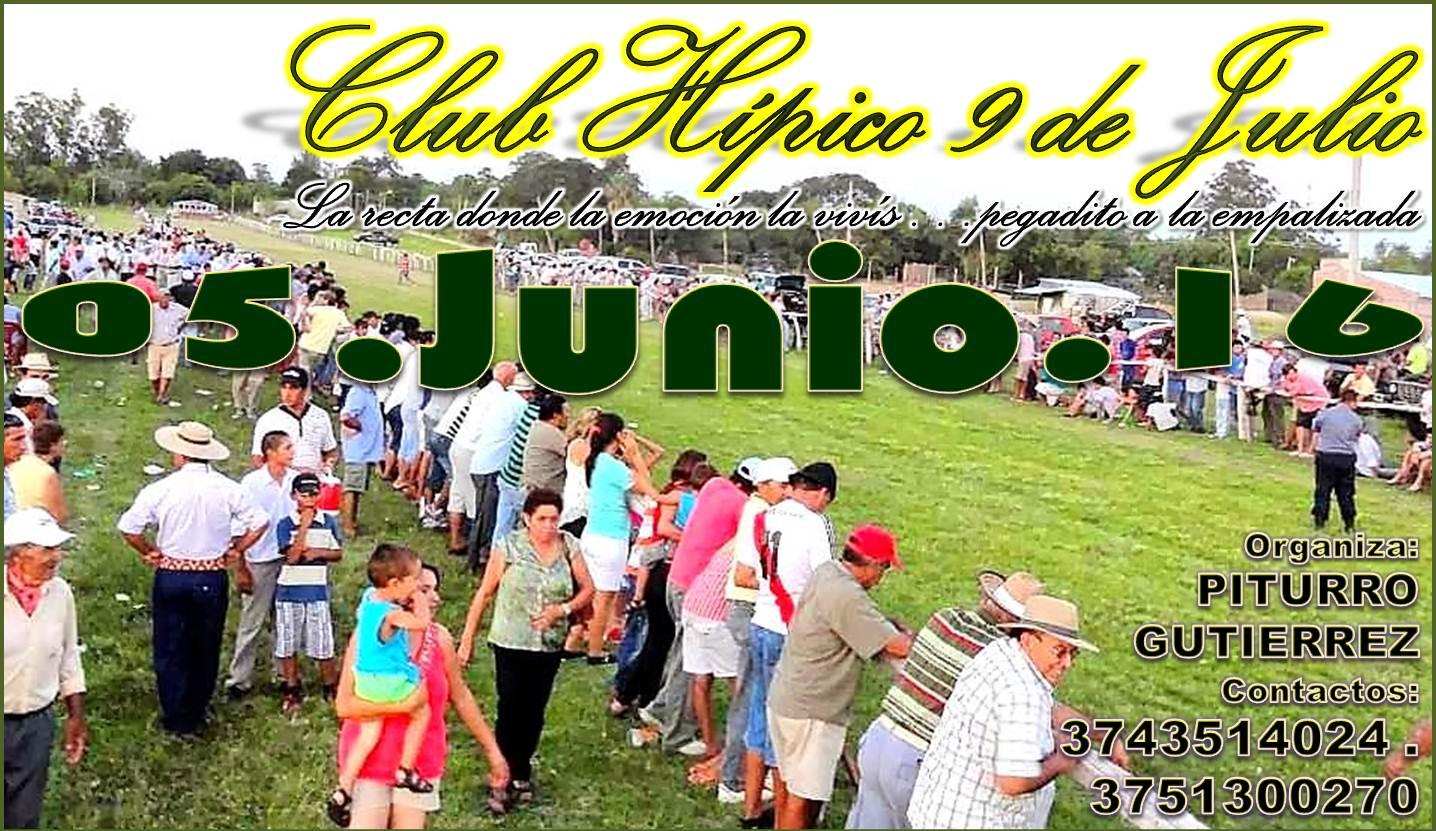 ZOCALO 5 JUNIO (HIP 9 DE JULIO)