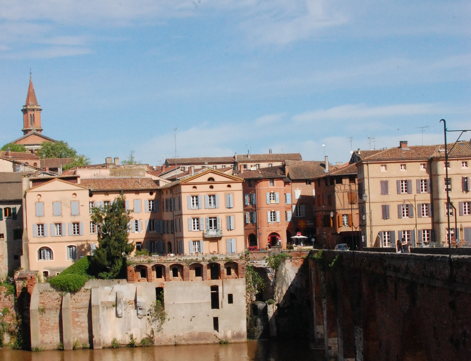 Lost Harbours: Lyon to Albi