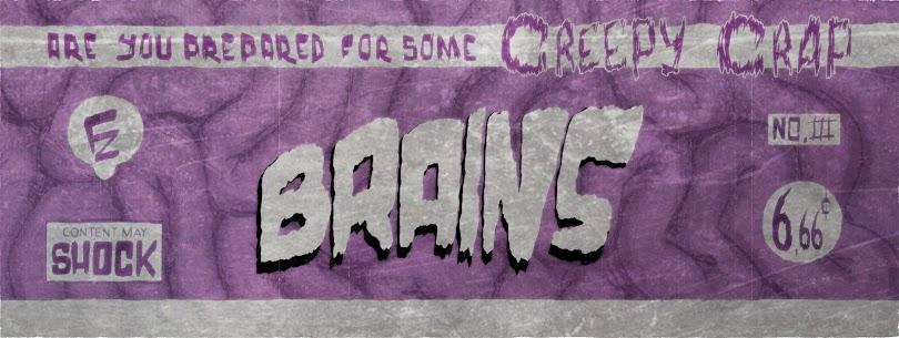Mmmmhh! Brains!!