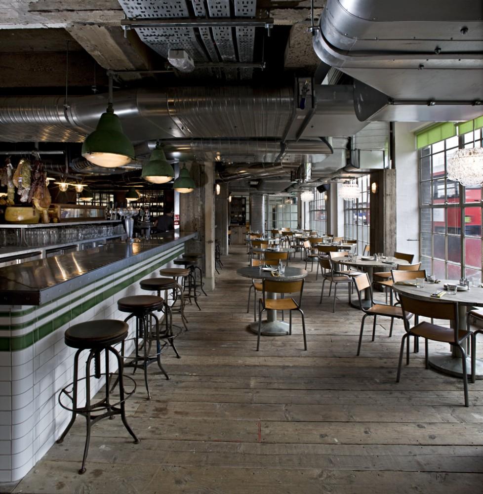 LONDONROSE: Pizza East