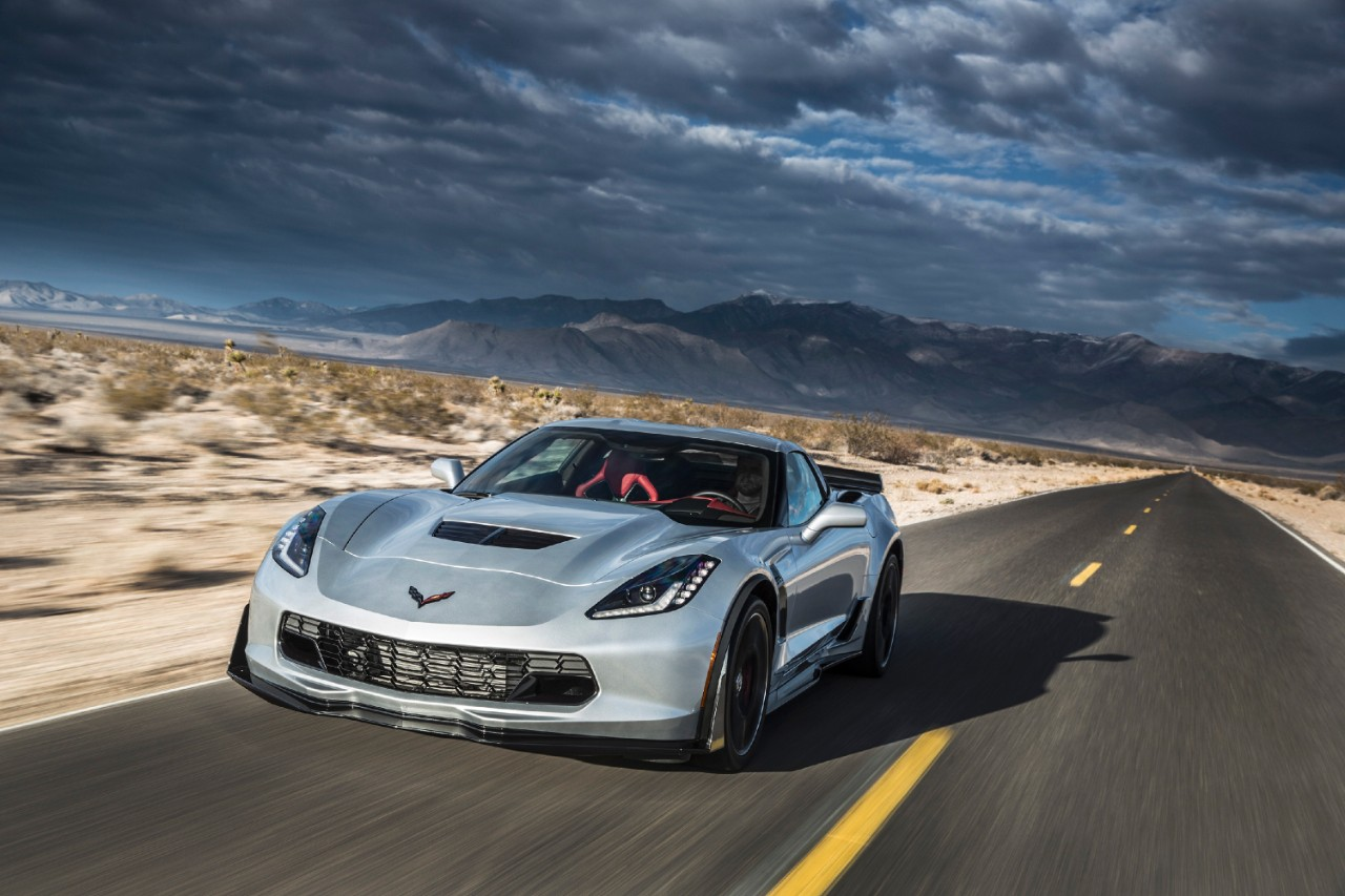 The 650 hp 2016 chevrolet corvette z06 is one of the most capable vehicles on the market capable of accelerating from 0 to 60 mph in only 2 95 seconds