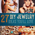 DIY Bracelets & Jewelry Making Ideas