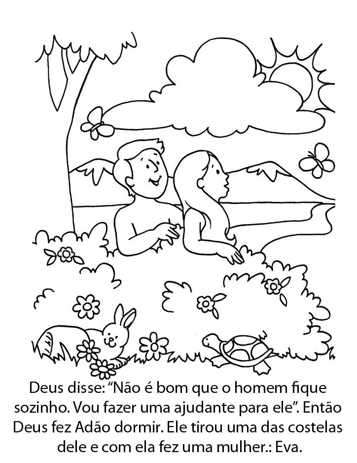 Da Biblia Vida Nova E Do Tora Links Adao E Eva 1 Adao E Eva 2