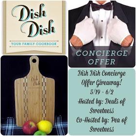 Dish Dish Giveaway