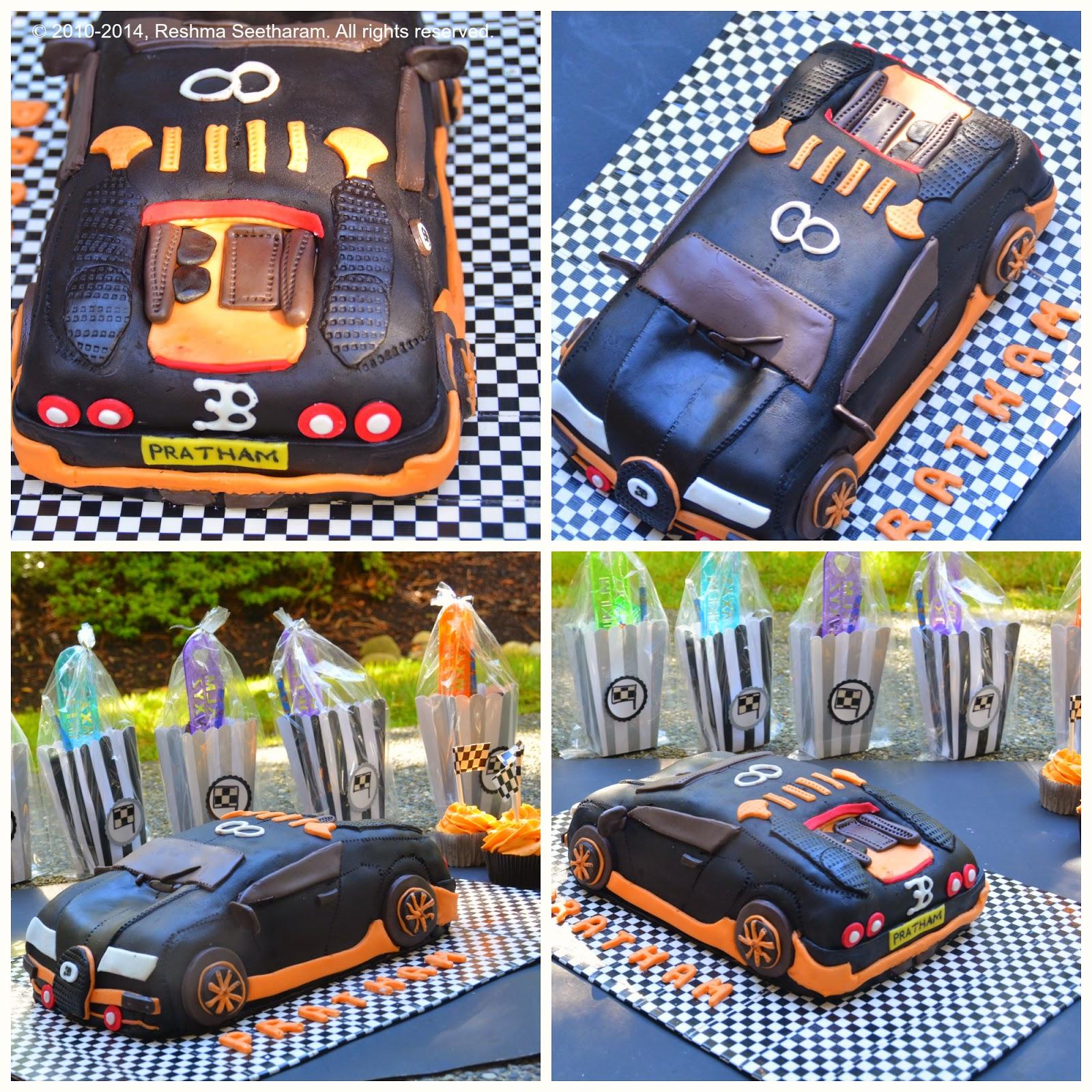 My Son Birthday Cake