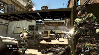 Download Game Tom Clancy's Rainbow Six Vegas with single link