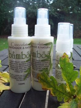 Bamboo Hairspray6