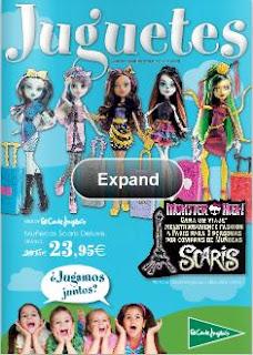juguetes el corte ingles 3-2013