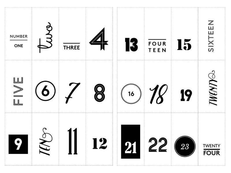 May Calendar Numbers Printable : Project craft beer real ale advent calendar plus free