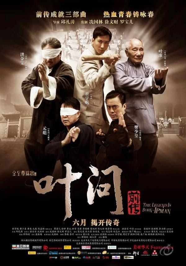 The Legend Is Born - Ip Man ( 2010 ) ยิปมัน 3 เปิดตำนานปรมาจารย์หมัดหย่งชุน