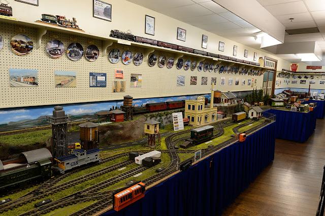 The Railroad Museum of Pennsylvania
