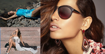 Kelly Gonzaga arrasa em ensaios fotográficos mostra porque é uma das modelos mais requisitas de São