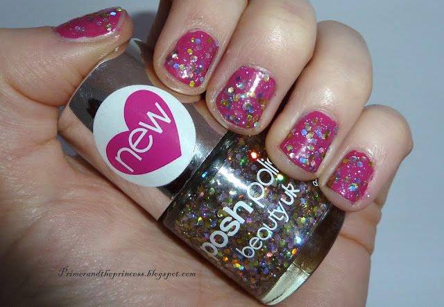 Beauty UK Posh Polish Nail Polish Review - No 19 Antique Chic