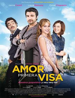 Ver Película Amor a Primera Visa Online Gratis (2013)