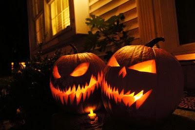 Evil Scary Pumpkin Carvings
