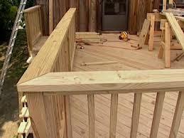 Mitered Handrail