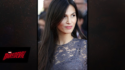 Daredevil Elodie Yung cast photos Elektra Natchios season 2
