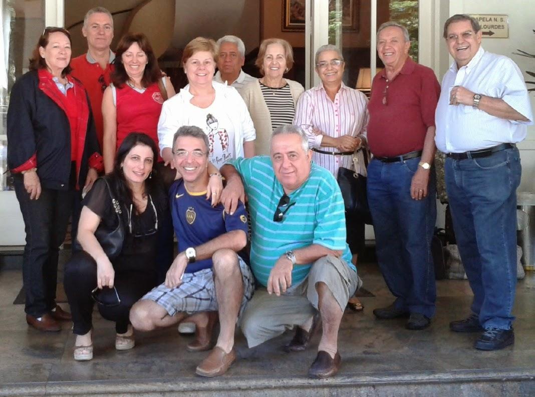 Amigos do MP Lafer, versão de São Paulo.