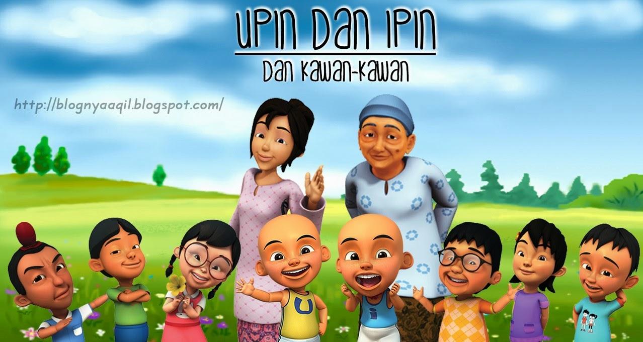 Download Foto Upin Dan Ipin Terbaru