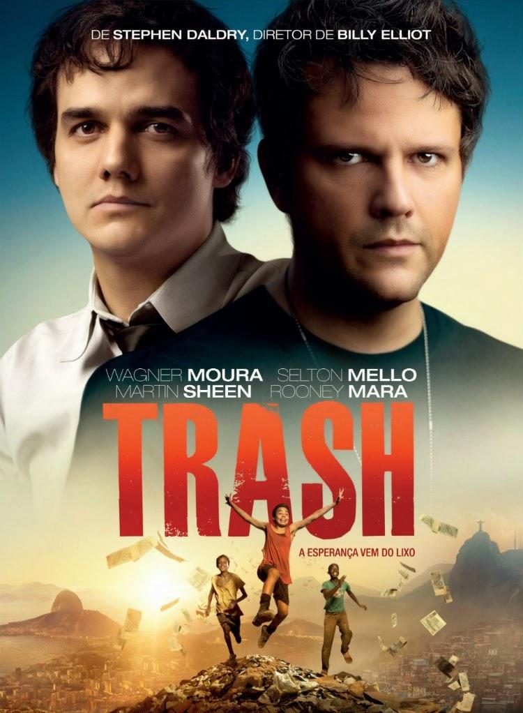Trash: A Esperança Vem do Lixo – Dublado (2014)