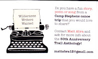 Write a story for the 50th anthology